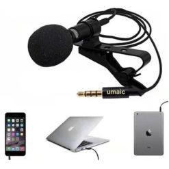 Петличка для телефона (микрофон)